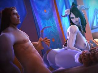 World of Warcraft hentai before Shadowland